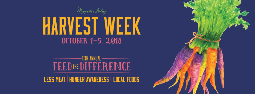 Feed the Difference – Harvest Week