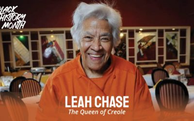 Black History Month – Leah Chase